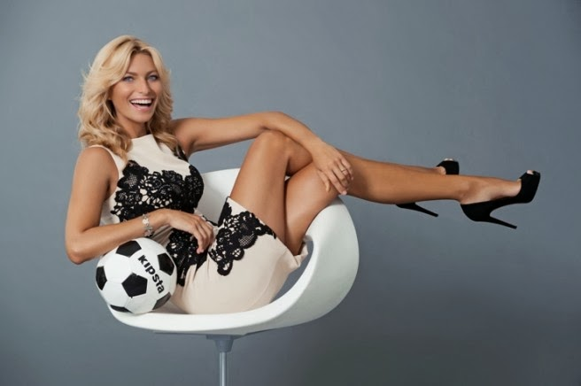 6 federica fontana (cielo tv stop & gol italy) - hottest soccer reporters around the world