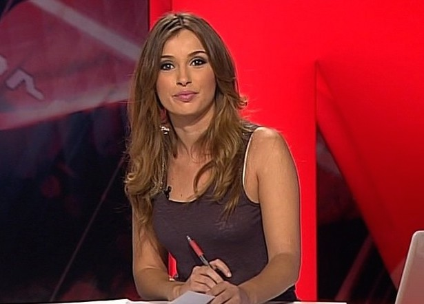 7 ana cobos (clmtv spain) - hottest soccer reporters around the world