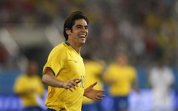 7 kaka brazil - world cup all-time underperformers