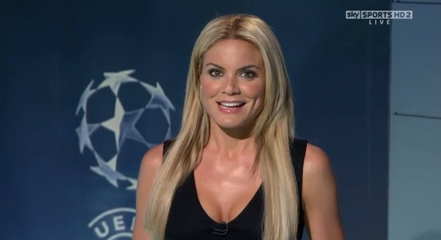 20 Hot Soccer Reporters Who Put the Beauty in the ...