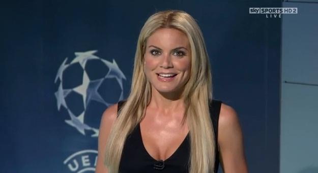 9 charlotte jackson (sky sports uk) - hottest soccer reporters