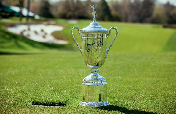 9 u.s. open trophy (golf)  - greatest trophies in sports