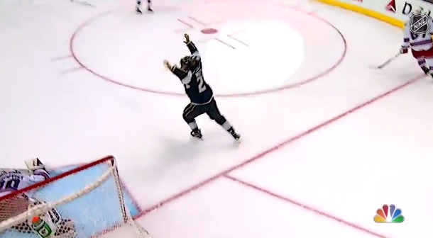 Alec Martinez stanley cup game winner