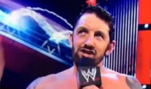 WWE Wrestler Bad News Barrett Calls Out Redskins on 'Monday Night RAW' (Video)