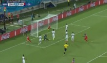 USA's Clint Dempsey Scores 32 Seconds into World Cup Opener vs. Ghana (Video)