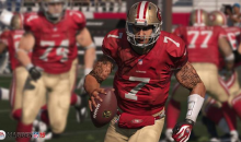 EA Sports Releases Incredible Photo of Madden 15 with Tattooed Colin Kaepernick