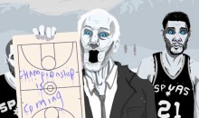 'Game of Zones' Episode 2: The Latest 'Game of Thrones' Spoof From the NBA (Video)