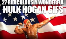 27 Wonderfully Ridiculous Hulk Hogan GIFs