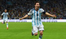Argentina's Lionel Messi Scores Second Career World Cup Goal During 2-1 Win Over Bosnia (Video)