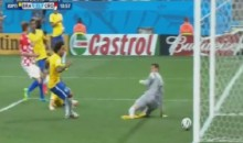 2014 World Cup Opens With Own Goal by Brazil's Marcelo vs. Croatia (Video)