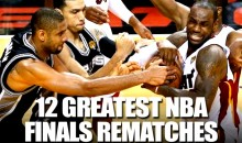 12 Greatest NBA Finals Rematches