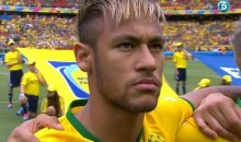 Neymar Sports New Frosted Tips Hairdo During World Cup Match vs. Mexico (Pics)
