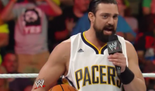 The WWE Mocked Lance Stephenson and the Pacers Last Night (Video)