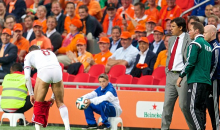 Wales' Hal Robson-Kanu Changes Shorts in the Middle of the Field During a Friendly vs. Holland (Photos + Video)