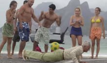 This McDonald's World Cup Commercial Has Trick-Shots Galore (Video)