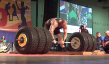 The Mountain from 'Game of Thrones' Can Deadlift Almost 1000 Pounds (Video)