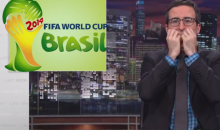 John Oliver Tears Apart FIFA, Professes His Love For Soccer (Video)