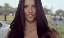 Adriana Lima Gets Us To Admit That 'Soccer' Is the Real 'Football' in KIA Commercial (Video)