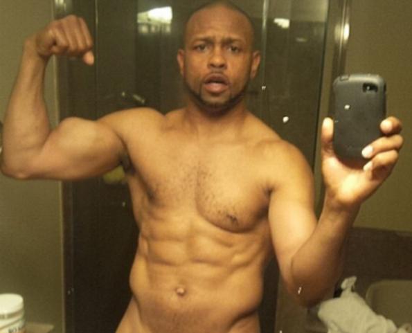 Roy Jones Jr. Flexes Naked in Sext Message He Sent to