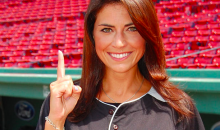 Jenny Dell Signs On To Be a Sideline Reporter for 'NFL on CBS' (Photos)