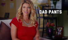 Jim Harbaugh's Wife Makes Fun of His Pleated Khakis in New Dockers Commercial (Video)