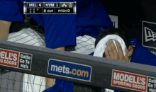 We Have a GIF of Carlos Torres Punching Himself in the Head out of Frustration (GIF)