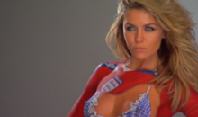 Support Your World Cup Team by Watching These Swimsuit Models in Painted Soccer Jerseys (Video)