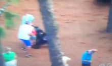 Candidate For 'Dad of the Year' Saves Kid From Golf Ball at US Open on Father's Day (Video)