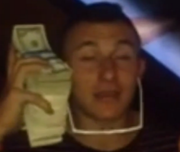 Manziel Money Phone