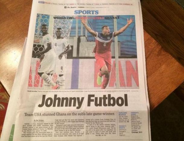 Johnny Futbol