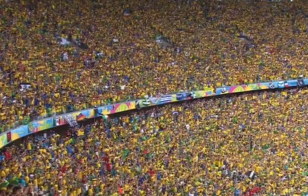 Brazil Crowd