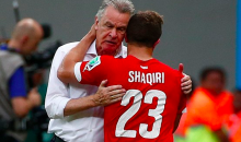 "Xherdan Shaqiri Scores ""Goal of the Tourney"" Nominee at FIFA World Cup vs. Honduras (GIF)"