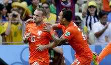 Netherlands Stages Very Late Comeback to Knock Mexico out of World Cup (Videos)