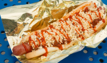 Does a Johnny Manziel-Inspired Hot Dog Called the 'Johnny Footlong' Make You Hungry?