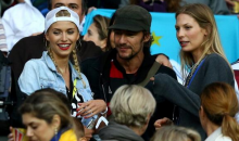Don't Worry, All the German WAGs Attended Monday's World Cup Game vs. Algeria (Photos)