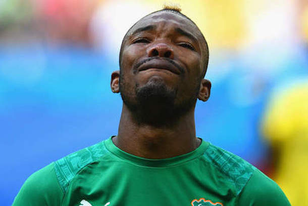 Serey Die crying before ivory coast colombia2