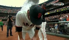 Tim Lincecum Throws Second Career No-Hitter vs. Padres, Celebrates Accordingly (Videos)