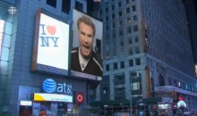 LA Kings Purchase Giant Video Billboard Ad Featuring Will Ferrell Just Blocks From MSG (Video)