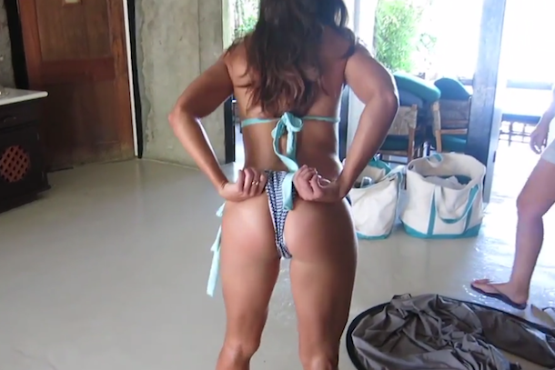 alex morgan sports illustrated swimsuit behind the scenes