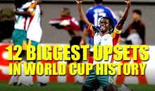 12 Biggest Upsets in World Cup History