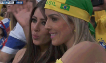 Hot Chick Selfie Turns Into Awesome World Cup GIF