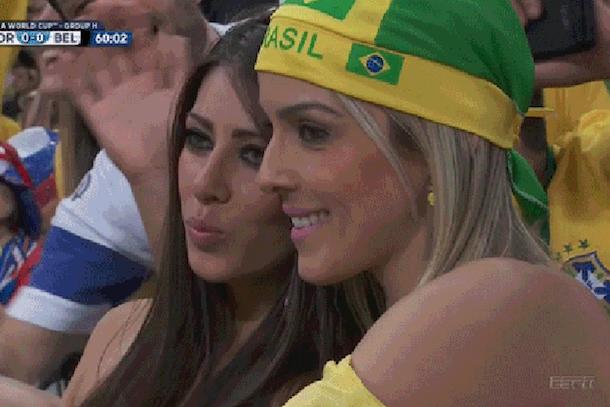 brazil babes selfie