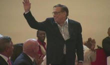 Donald Sterling Attends Service at Black Church, So I Guess He's Not a Racist AFTER All (Pic)