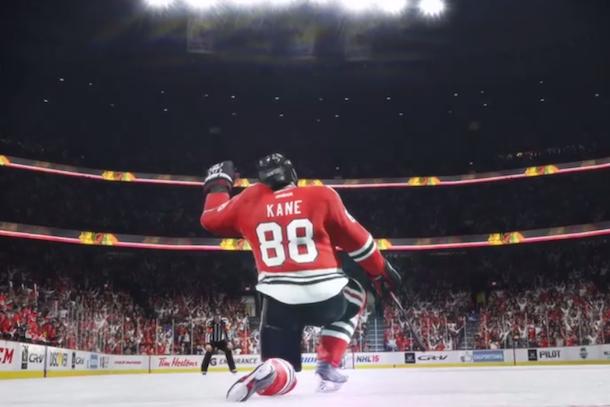 ea sports nhl 15 gameplay trailer e3 2014