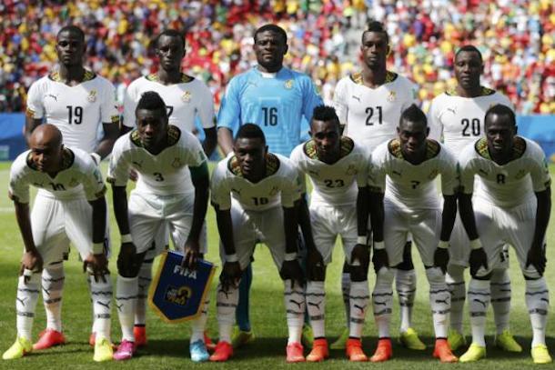 ghana soccer team
