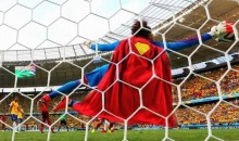 Mexican Goalie Guillermo Ochoa Goes Viral After Stonewalling Brazil at World Cup (GIFs + Gallery)
