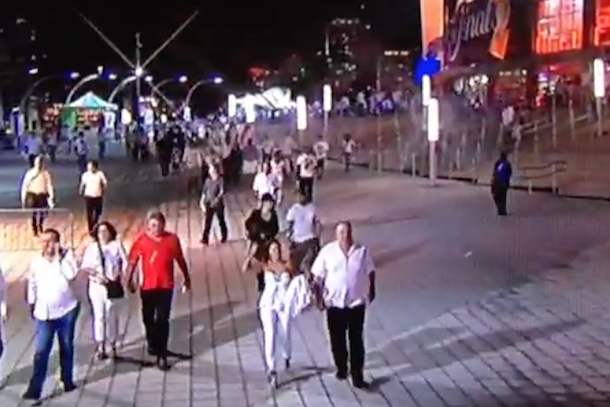 heat fans leave game 3 early