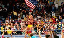 Hulk Hogan, Official Mascot of the USMNT, Personally Guarantees USA Win Over Germany (Video + GIF)