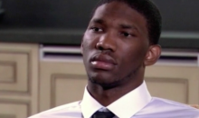 The 2014 NBA Draft Featured Sad Faces, Handshake Fails, and Completely Unknown Picks (Videos + Pics)