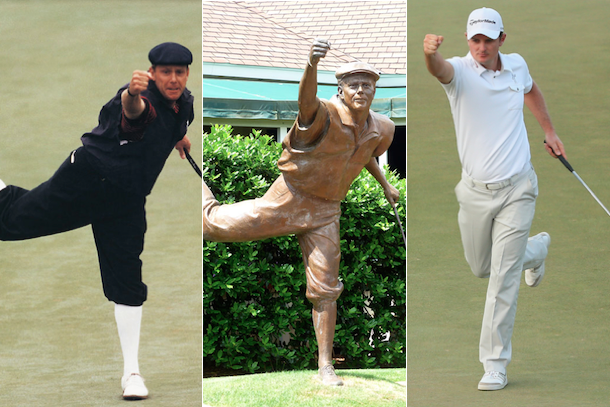 justin rose payne stewart tribute 18th us open 2014